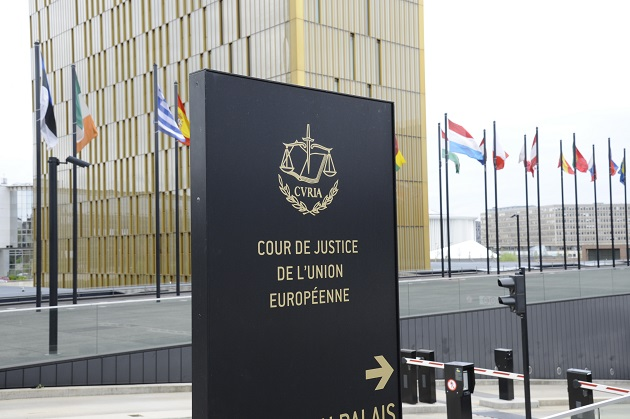 european court of justice essay Eui working papers rscas 2011/62 robert schuman centre for advanced studies a reference to the european court of justice, seeking answers to two questions.