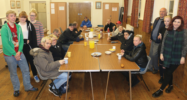 Four-year survival boost for homeless charity