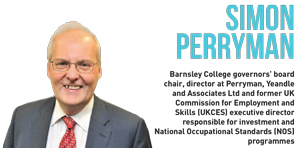 Loss of UKCES standards proves an occupational hazard
