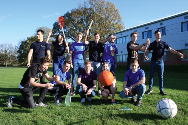 Feature: Tireless fundraising with sportathon