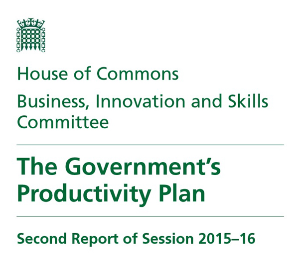 MPs single out government's apprenticeship schemes in critical Productivity Plan report