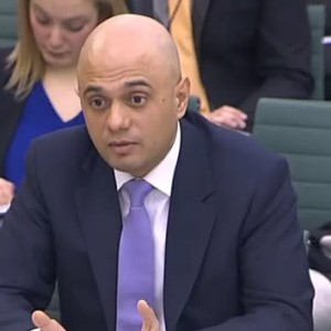 Sajid Javid seeks 'more scrutiny' of skills policy from influential group of MPs