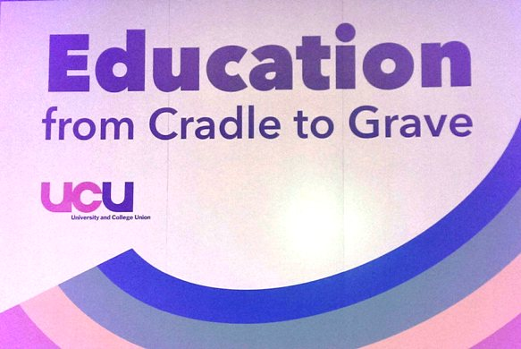 UCU #cradletograve conference – what the FE delegates had to say