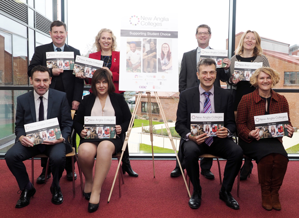 Colleges in Norfolk and Suffolk launch 'collaborative' group