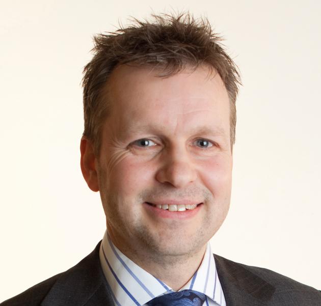 Nigel Harrett
