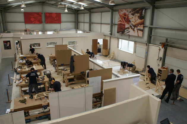 Featured: Worldskills 2017 training on show