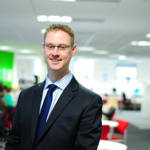 Lee Probert - Principal and Chief Executive