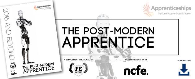 National Apprenticeship Week 2016