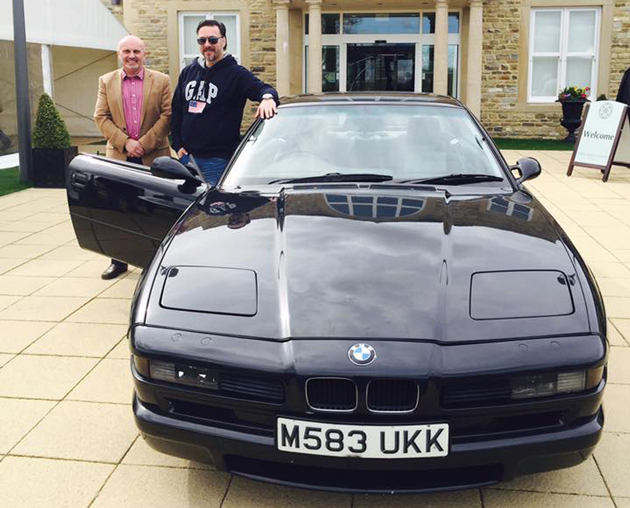 Rare restored car goes under the hammer
