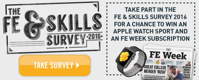 FE and Skills Survey 2016