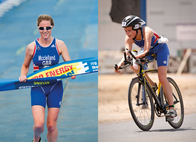 Featured: Harrow helps Faye on road to Rio