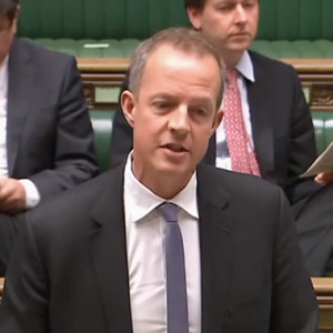 Nick Boles speaking in Parliament