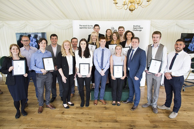 Brathay Challenge finalists to compete for apprentice team of year title unveiled