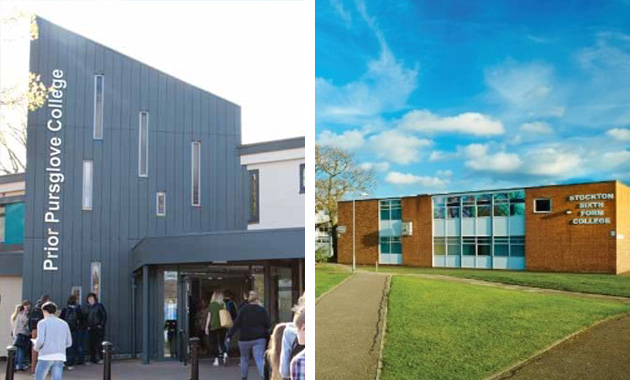 North-east sixth form merger is first of its kind in two decades