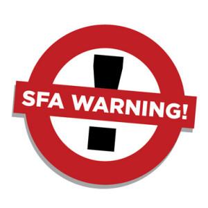 SFA-Warning