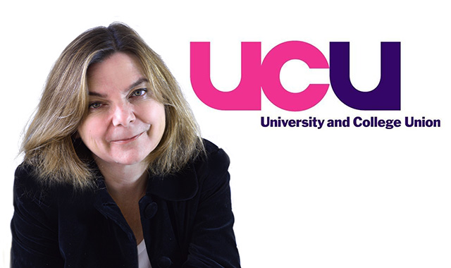 UCU general secretary Sally Hunt resigns