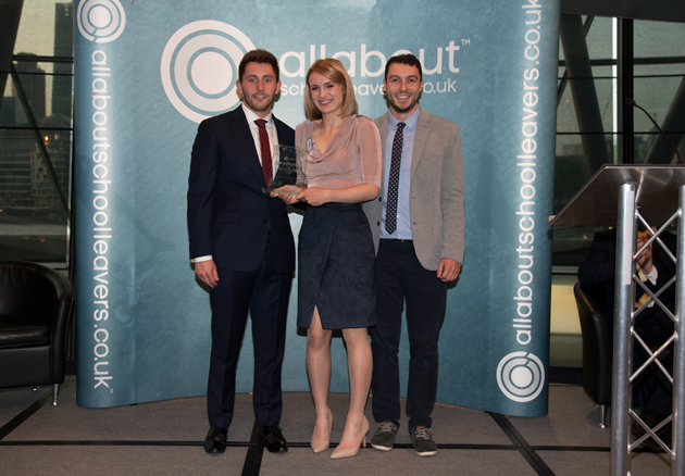 Top apprentice employers awarded