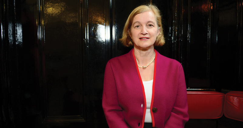 It's official... Amanda Spielman confirmed as next Ofsted chief inspector