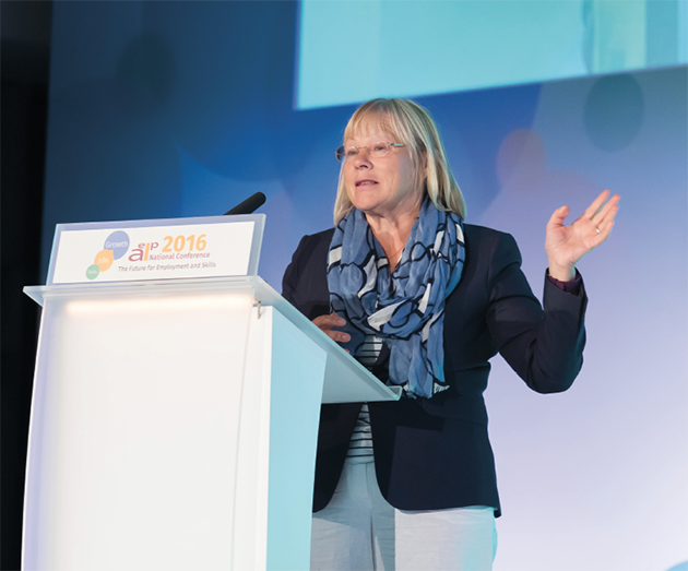 AELP Conference: Get your foot in the LEP door