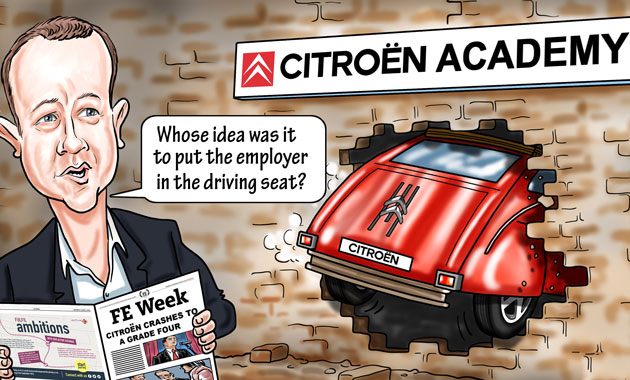 Employers told to stick to 'core business' after Citroën blow