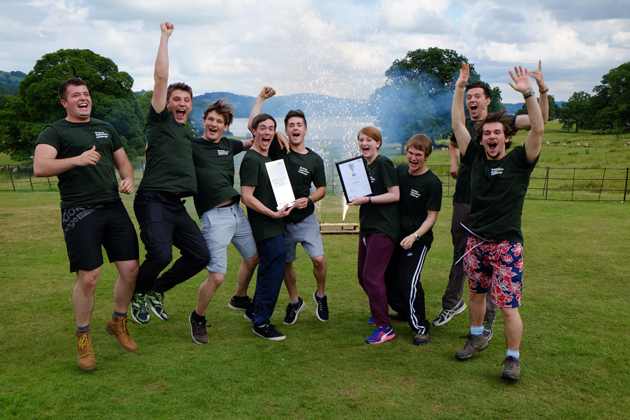 Week left to register for Brathay apprenticeship challenge