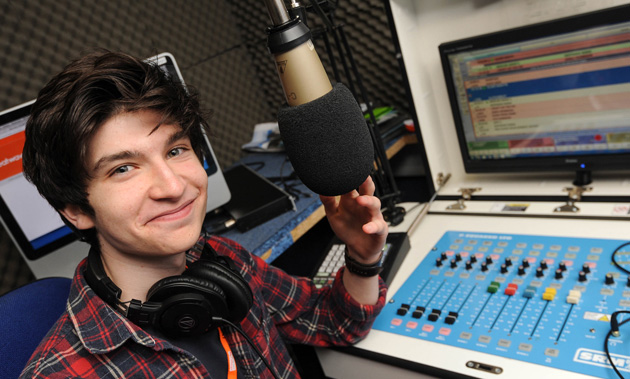 Seventeen-year-old youngest to land national DJ slot