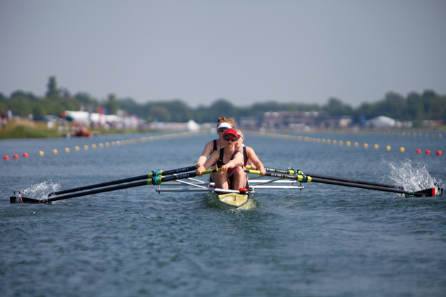Sweeping success for rowers