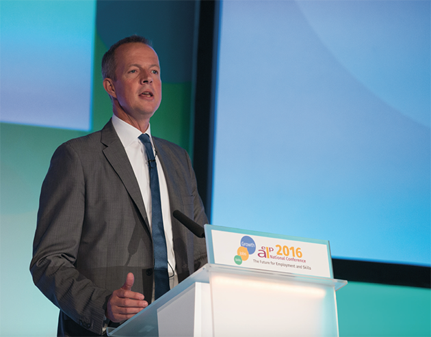 Delayed apprenticeship levy update in limbo after Boles quits