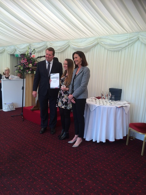Chloe Bowers, Level 2 Business and administration