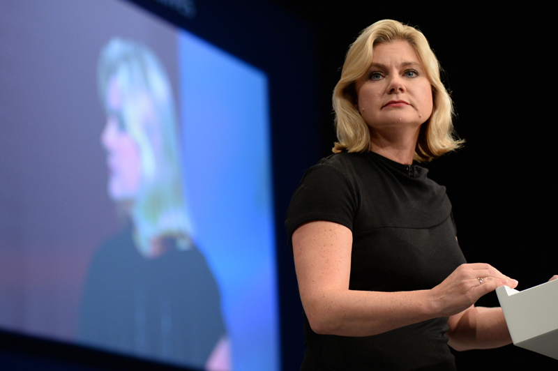 Justine Greening announced as new education secretary