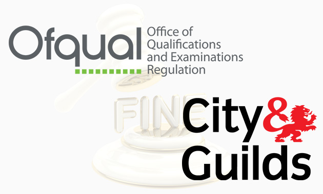 First ever Ofqual fine to an awarding organisation over thousands of late results