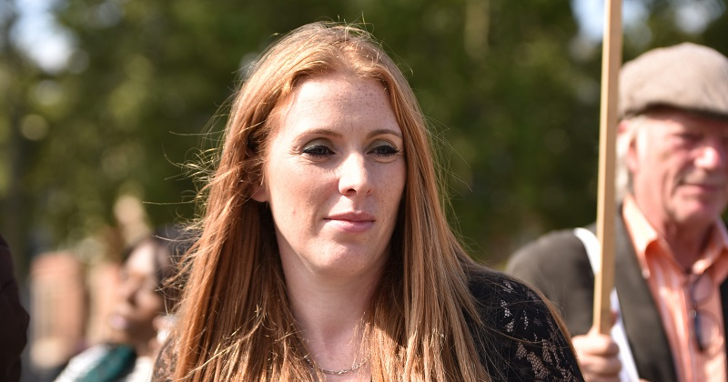 Angela Rayner appointed as third shadow education secretary in a week