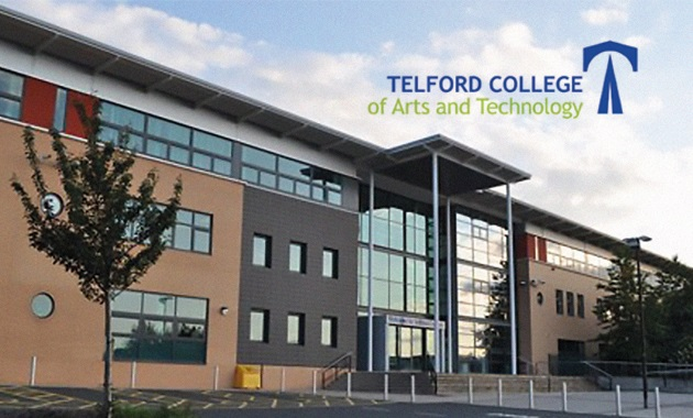 Clean sweep of notices of concern for Telford College of Arts and Technology