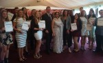 West Nottinghamshire College's top apprentices honoured at House of Lords