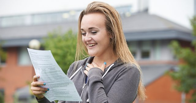 A-level results 2020: Top grades up by 2.4 percentage points