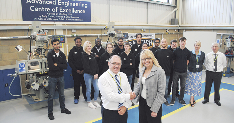 CONEL college partners with global engineering giant