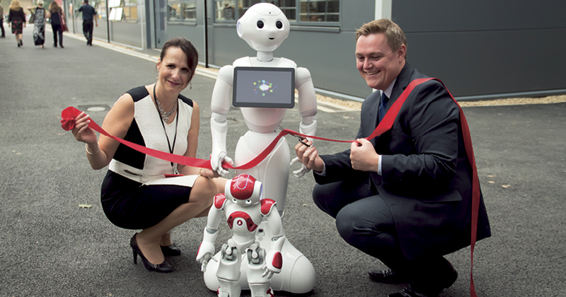 A £10m STEM training centre has opened at the Colchester Institute