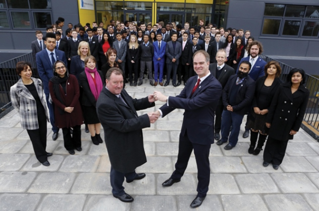 Financial notice to improve for Heathrow Aviation Engineering University Technical College