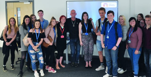 mr-yarris-with-some-of-the-city-college-norwich-students-and-lecturer-emma-dobson-cmyk