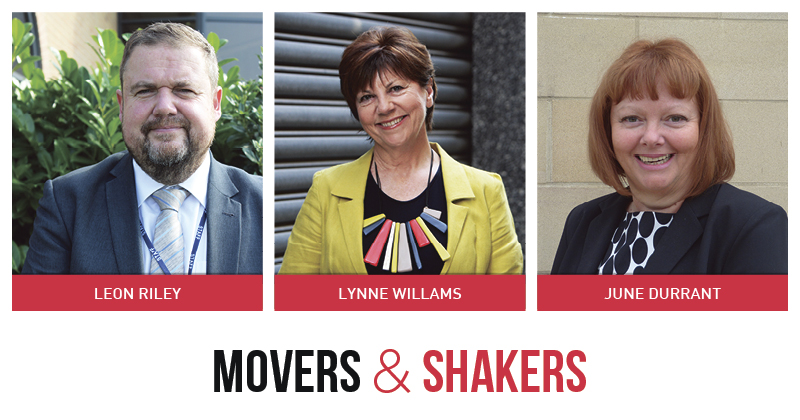 Movers and Shakers: Edition 182