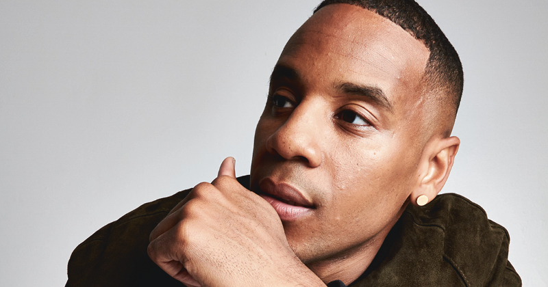 TV's Reggie Yates announced as AoC conference speaker