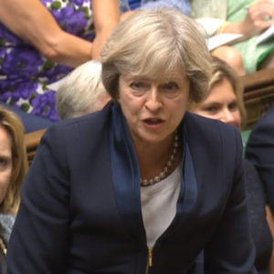 """Theresa May """"does not recognise"""" 30% - 50% potential apprenticeship funding cuts"""