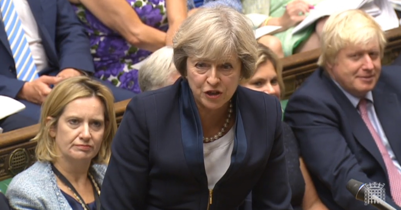 "Theresa May ""does not recognise"" 30% - 50% potential apprenticeship funding cuts"