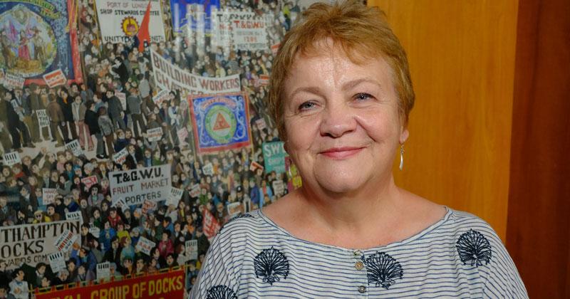 Liz Rees, director, Unionlearn