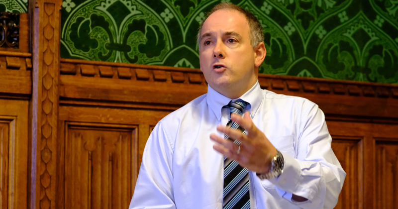 First evidence session grilling for Halfon on apprenticeships