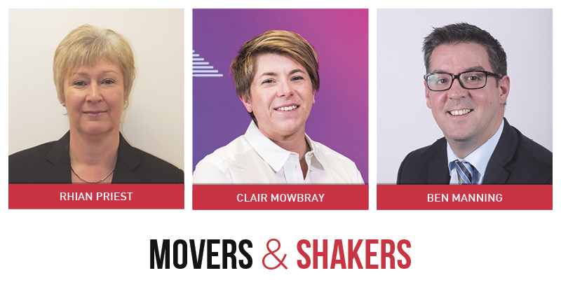 Movers & Shakers: Edition 186
