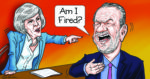 You're fired! Lord Sugar could cut ties with DfE over apprentice champion role