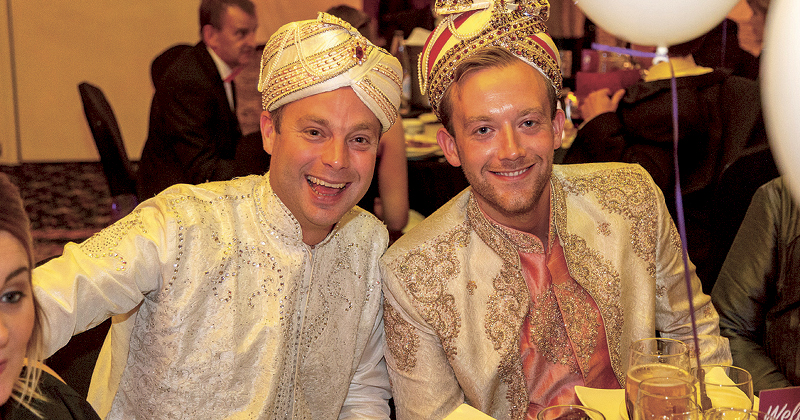 Going Bollywood to raise money for the Butterwick Hospice