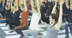 Team UK prepares for EuroSkills with yoga, meditation and stress tests