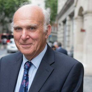 Student focus for Sir Vince Cable's FE comeback